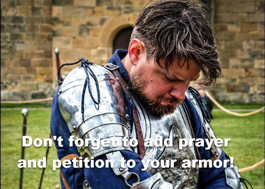 Embattled Knight