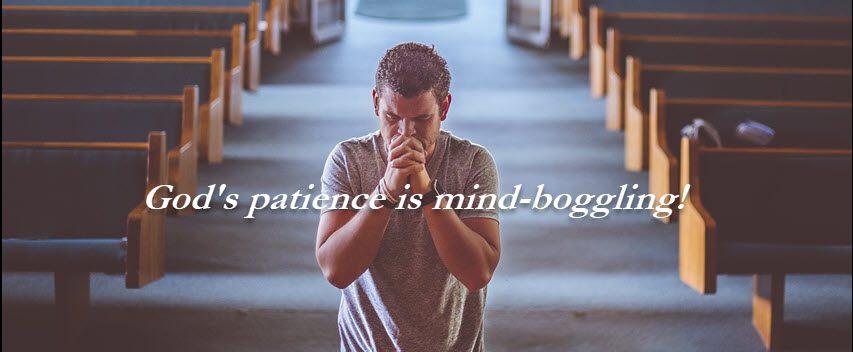 Man Kneeling Praying