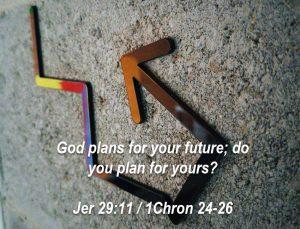 God plans, do you?