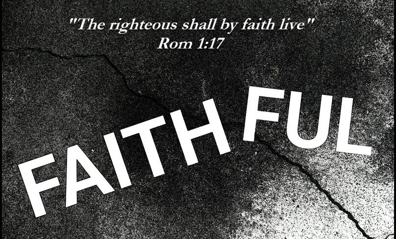 Justice and faithfulness