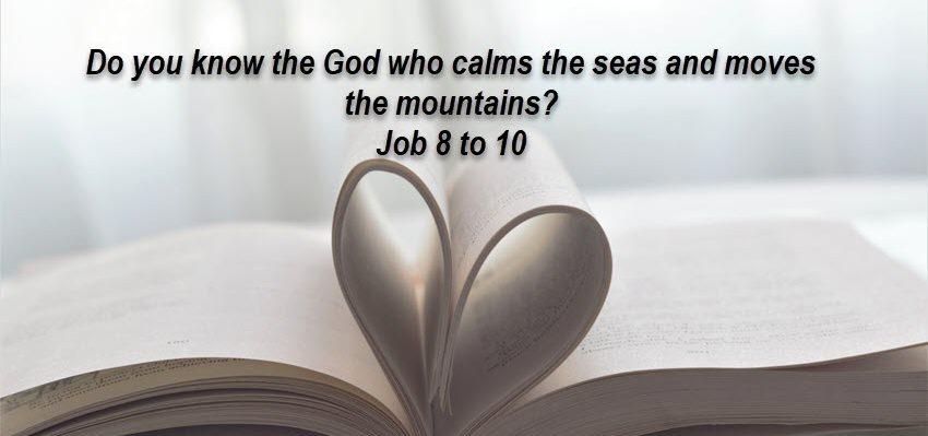 God and Job