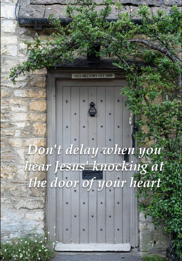 open or closed door