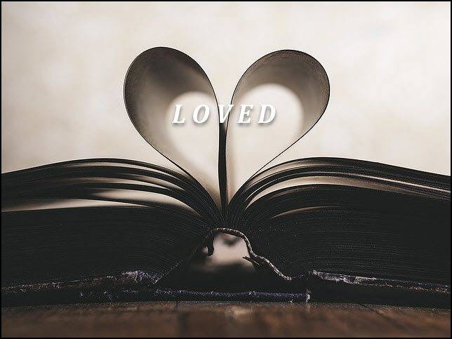 God loves and has loved