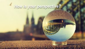 What is your perspective?