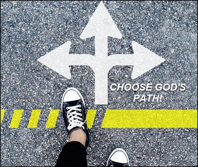 Micah says choose, Joshua says choose