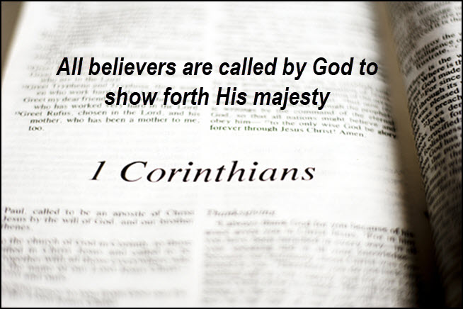 Believers are called of God