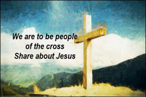 the people of the cross