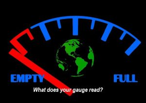 what does your faith meter read?
