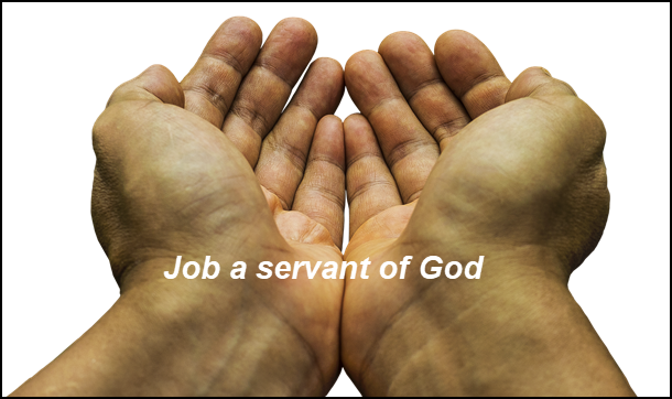 Are you a servant of the Most High God?