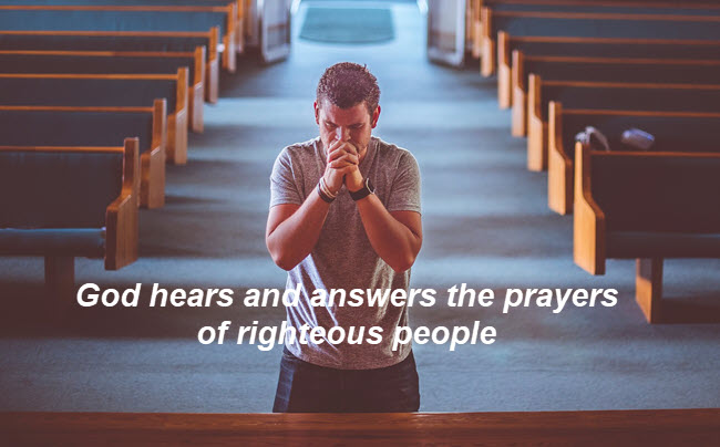The value an effectiveness of prayer