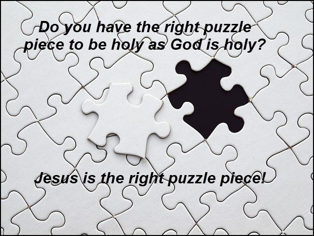 Do you have the missing puzzle piece?