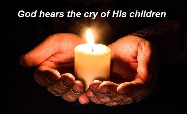 God loves the prayers of His children