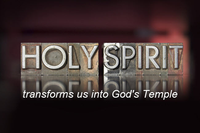 We are the temple of God