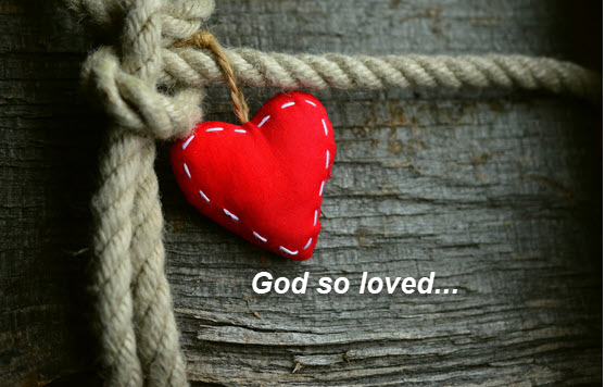God's love is beyond our comprehension